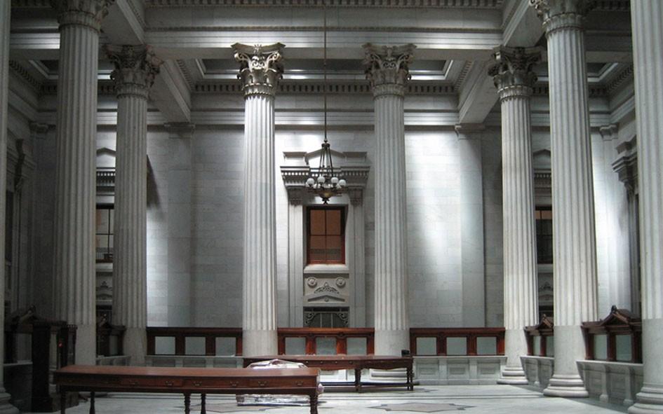 United States Custom House Marmon Mok Architecture