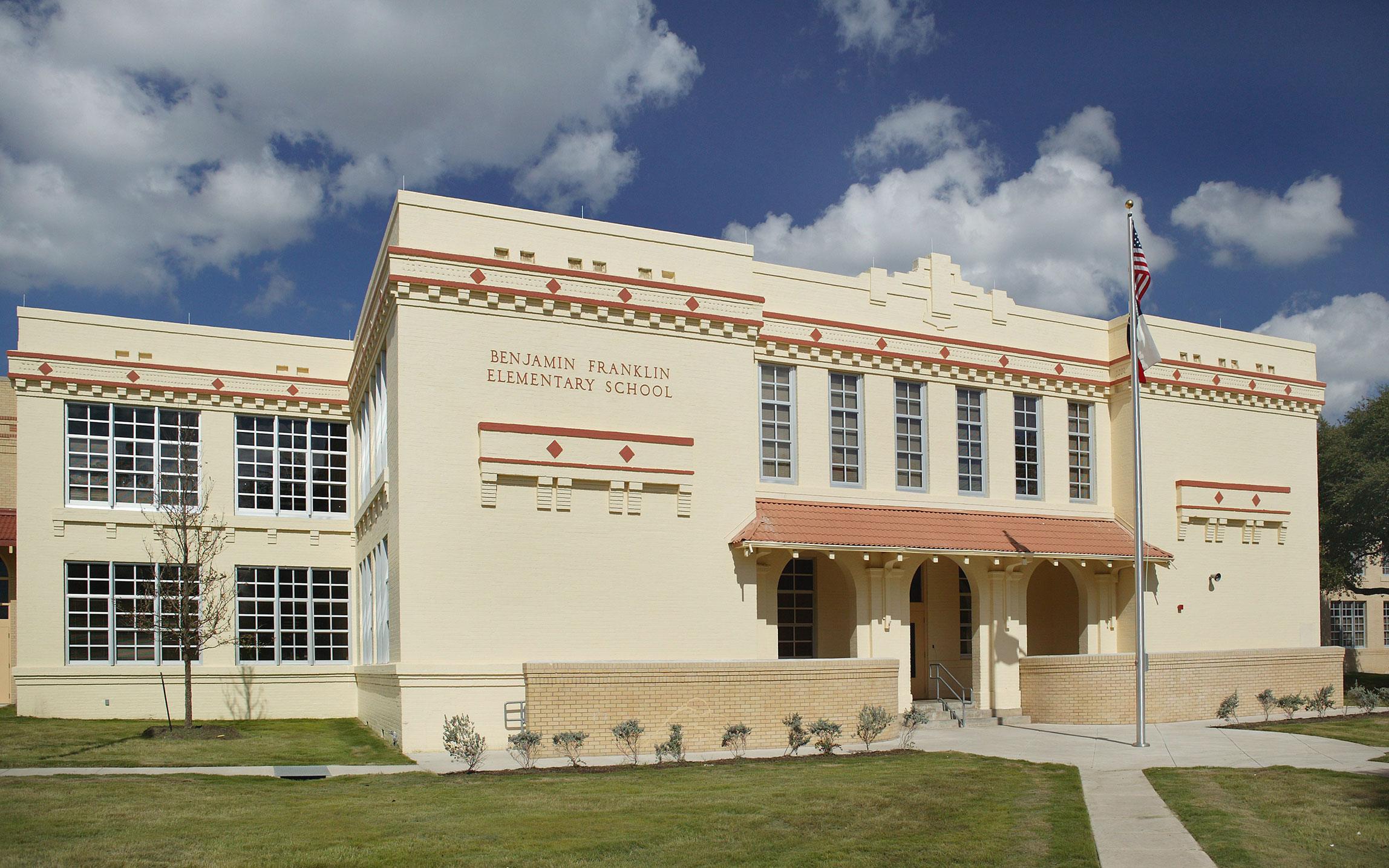 Benjamin Franklin Elementary School - San Antonio ISD