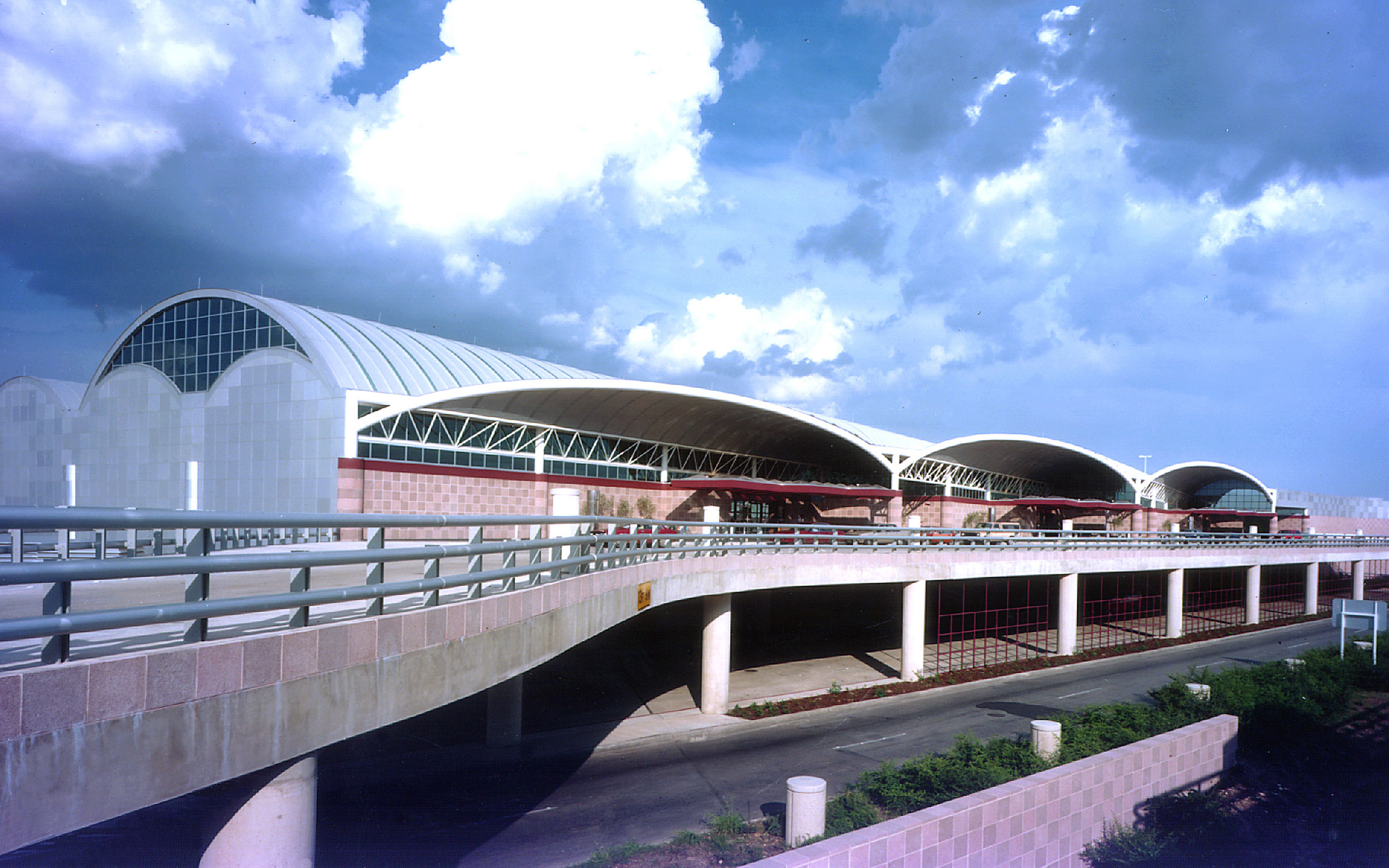San Antonio Airport Terminal 1 Renovation Marmon Mok