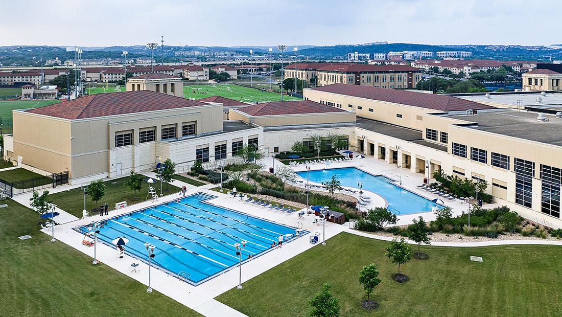 University of Texas at San Antonio Outdoor Aquatics ...