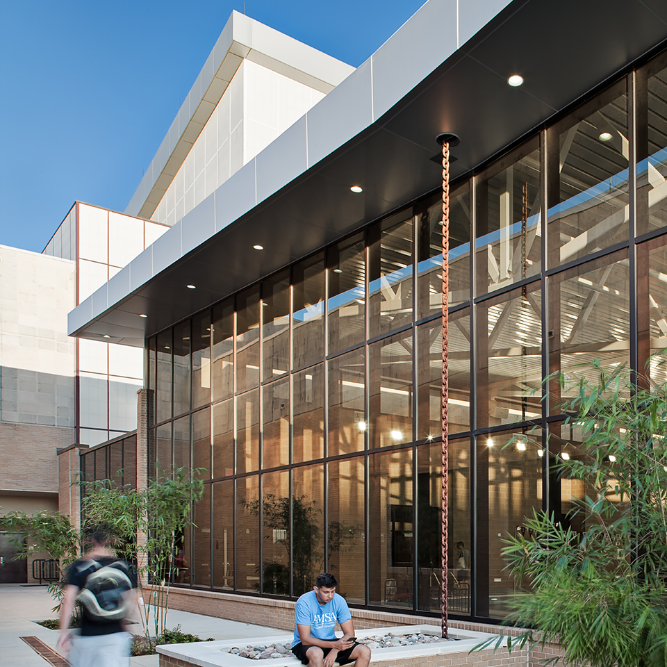 Trinity University Bell Athletic Center Marmon Mok Architecture