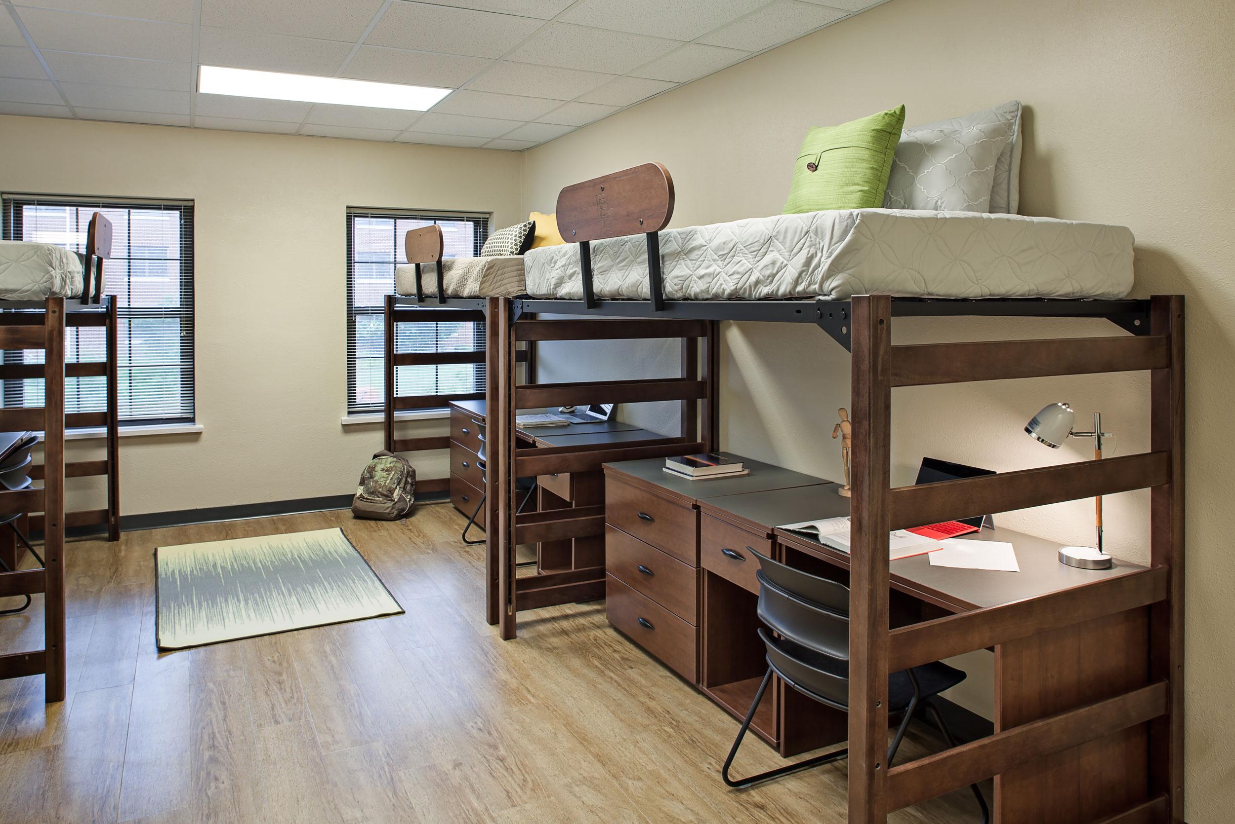 Baylor University Martin Residence Hall Renovation