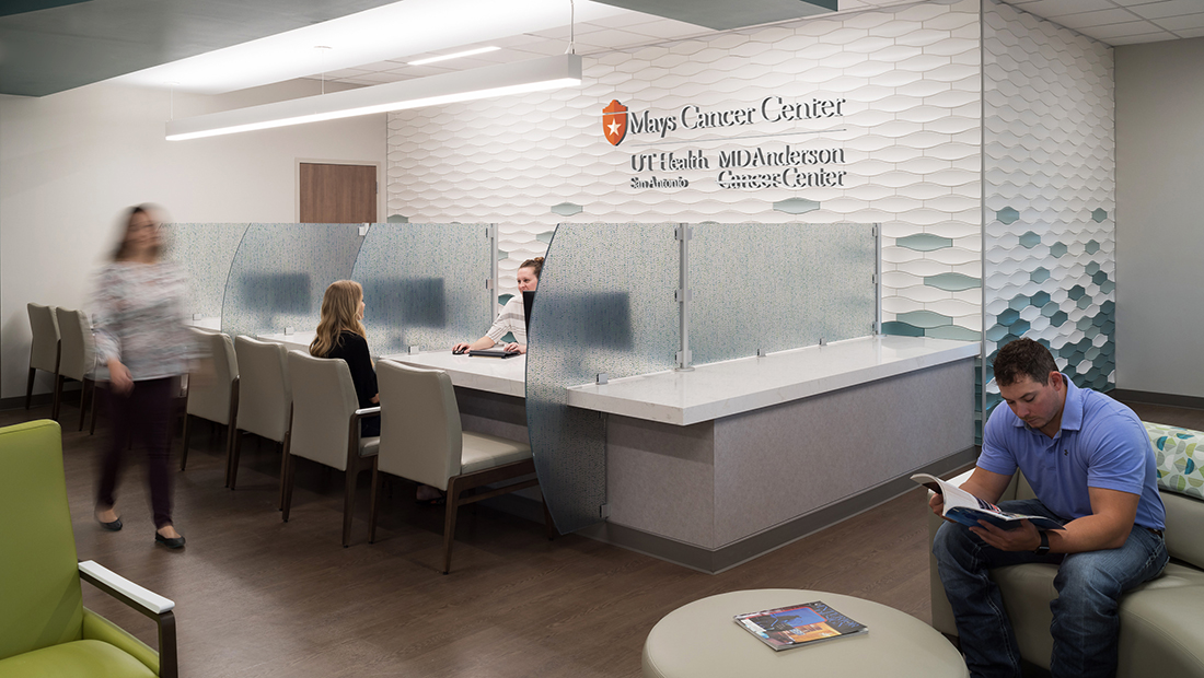 Mays Cancer Center UT Health San Antonio - Marmon Mok